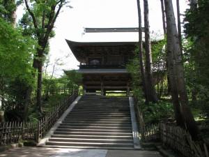 円覚寺山門2