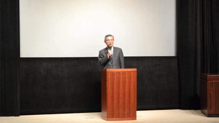 小林昭会長